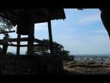 Часовая башня замка Хиконэ и поющие насекомые