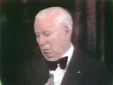 Charlie Chaplin's Honorary Award 1972 Oscars