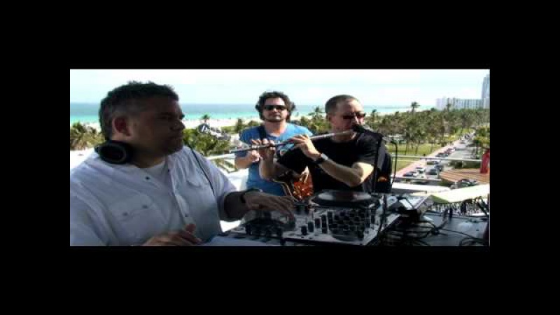 WMC 2010 March 25th The Clevelander Rooftop (Daytime) Party MIAMI (Dutchican Soul video)