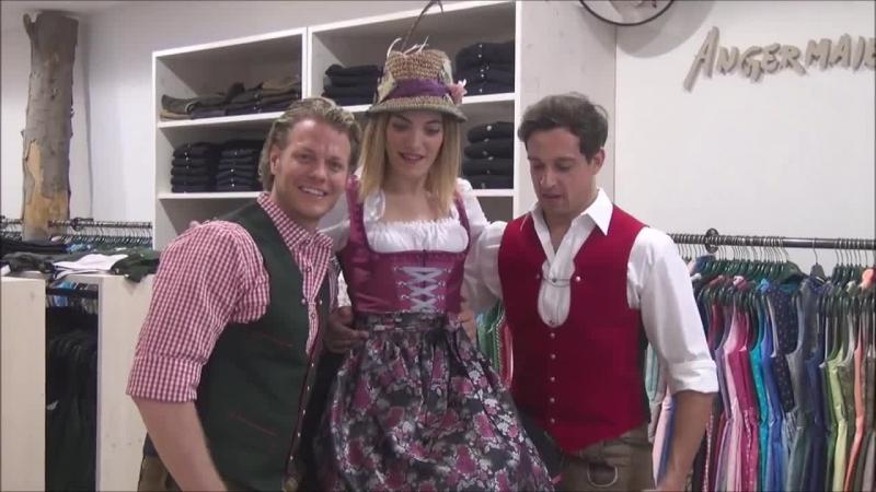 Angermaier Trachten Elisabeth Musical am 16 04 2015