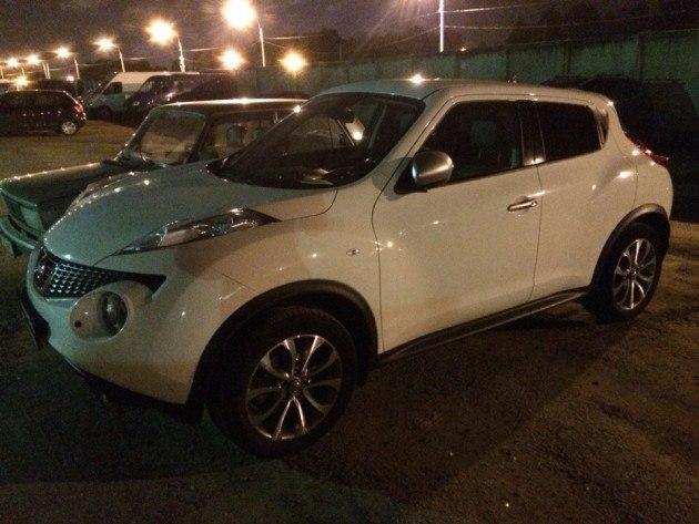 Полицейские задержали бомжа, угнавшего у таганроженки Nissan Juke