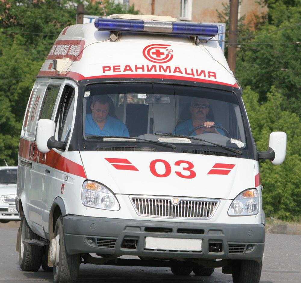 На выходных в Таганроге сбили женщину, переходившую дорогу по пешеходному переходу
