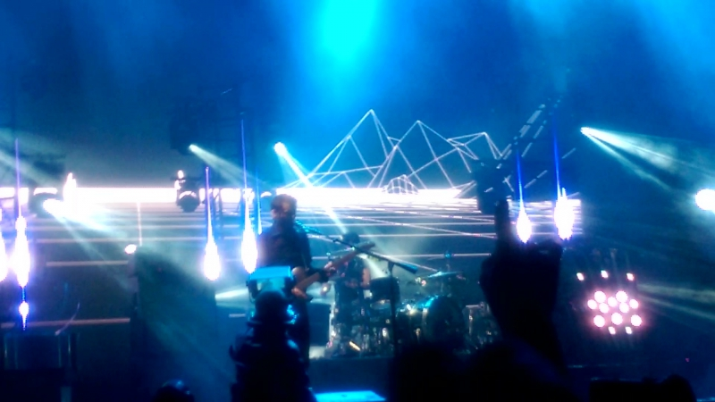 Muse - Knights of Cydonia. Part 2 (19/06/2015 Park Live)