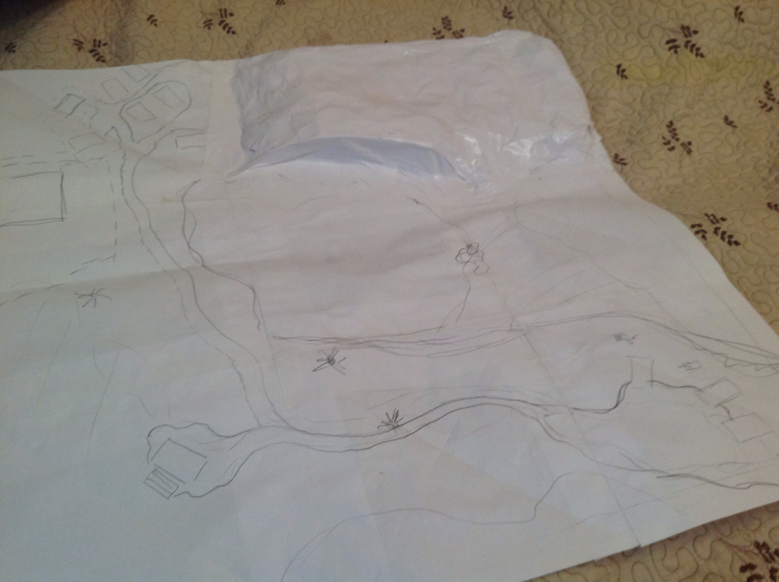 Как делал карту (3)