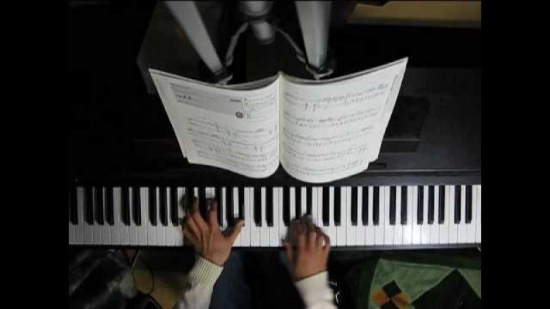 Moanin' [jazz][piano solo]