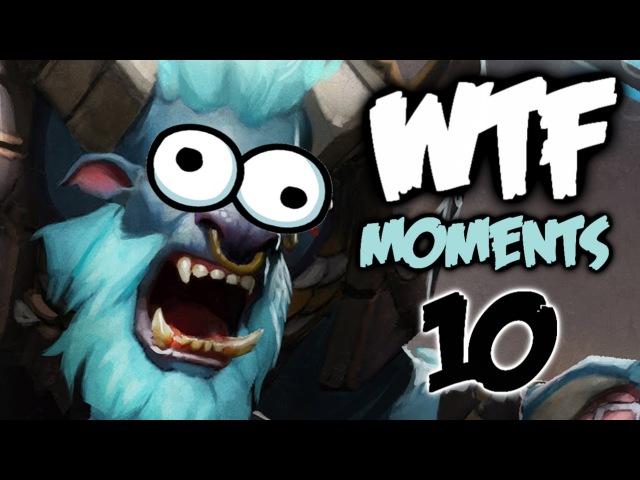 Dota 2 WTF Moments 10 Fountain Breaker