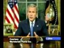 Дж.Буш мл. - самый весёлый президент .mpg
