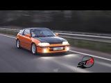 STR Обзор - Honda CRX