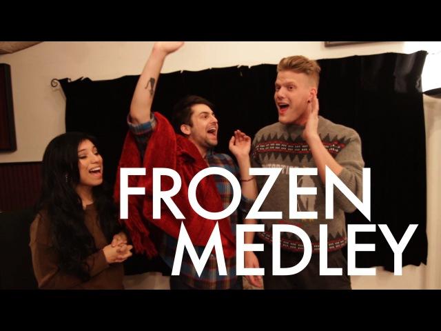 FROZEN MEDLEY feat Kirstie Maldonado