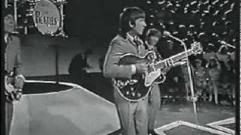 The Beatles - Roll Over Beethoven (with Jimmy Nicol)