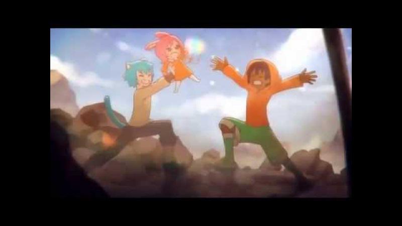 Удивительный мир гамбола,аниме(What if