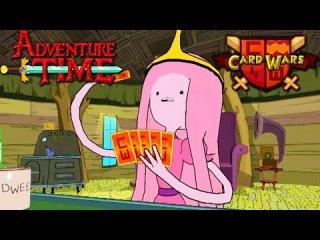Card Wars: Adventure Time - VS Princess Bubblegum Episode 5 Gameplay Walkthrough Android iOS App