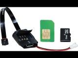GSM микрокамера k001 инструкция по применению.