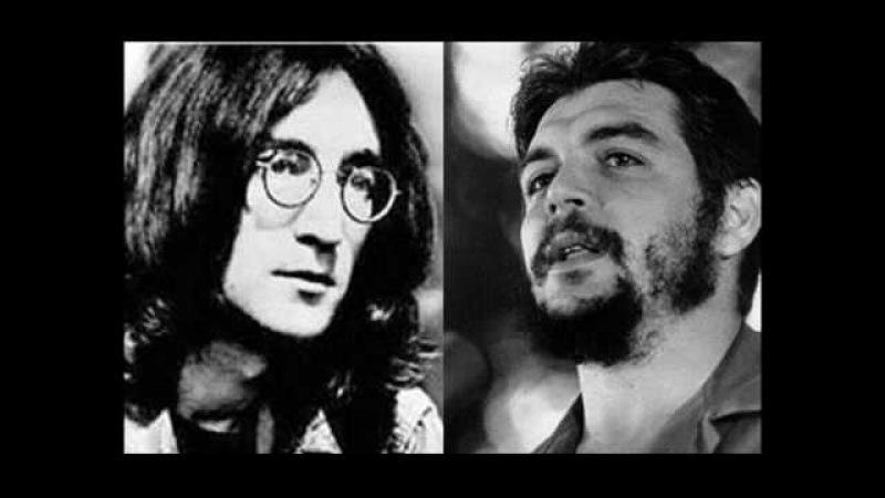 Che Guevara John Lennon. Imagine ?