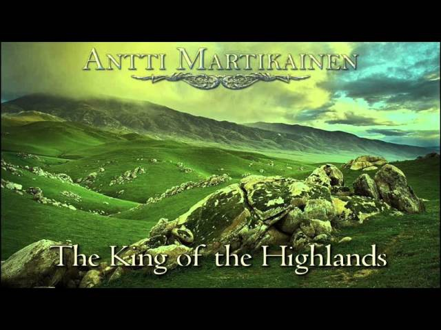 Celtic battle music - The King of The Highlands