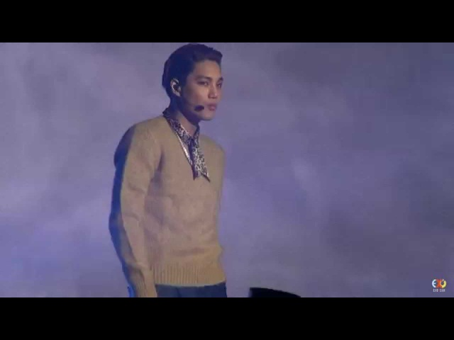 [EXOYEAH]151010 Kai Solo - Beautiful Goodbye