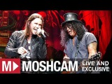 Slash ft.Myles Kennedy &amp The Conspirators - Back From Cali  Live in Sydney  Moshcam
