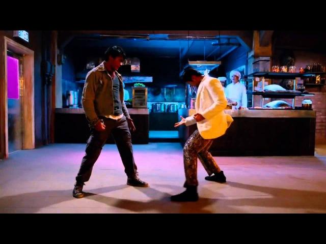 The Protector (Tony Jaa) - Restaurant Fight Scene - Re-Sound
