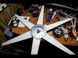 Заводские косяки ветрогенератора JDX 300