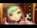 [60fps Full風] Cat Food キャットフード -Hatsune Miku 初音ミク DIVA Arcade English lyrics Romaji subtitles PDA FT