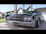El Presidente Night 1962 Lincoln Continental SoCal Cruising Story