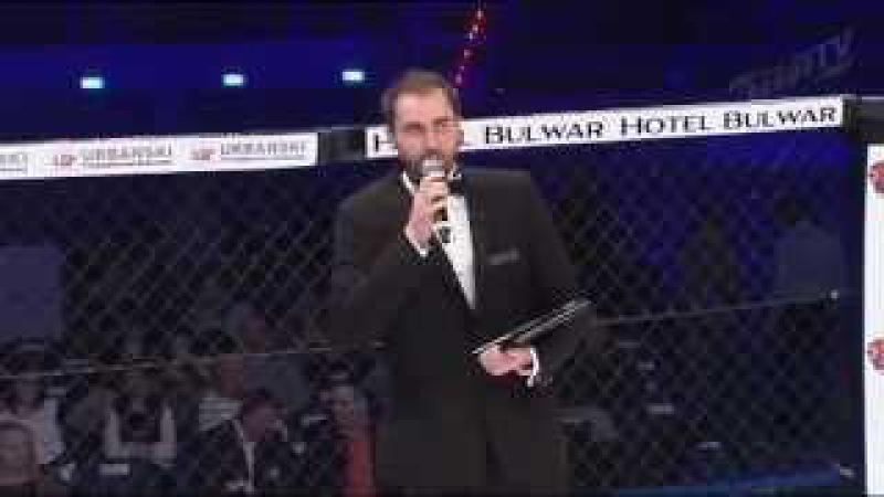 Free Fight: XCage7 Hracho Darpinyan vs Mateusz Ostrowski