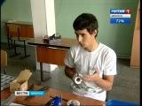 Робот «Валли», созданный школьниками, очистит Байкал от мусора,