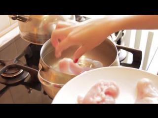 Какой суп можно есть при похудении? Готовим диетический низкокалорийный томатный суп-пюре.