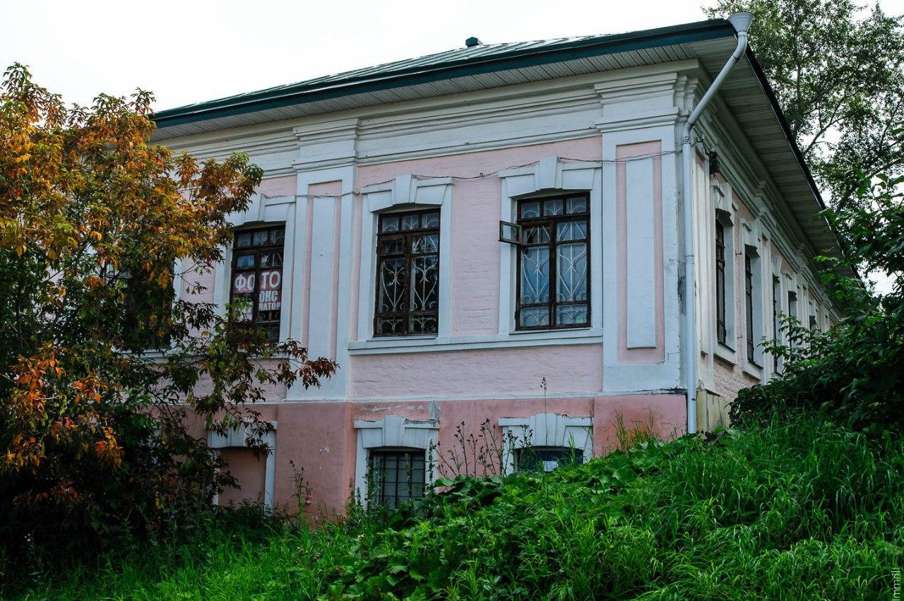Усадьба заводчиков и купцов Турчаниновых