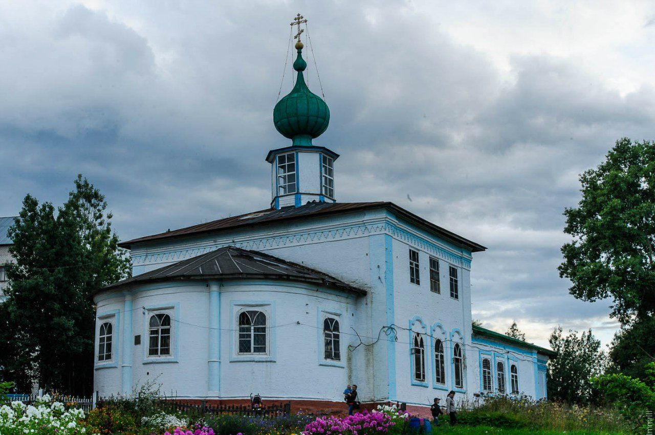 Архангельская зимняя церковь