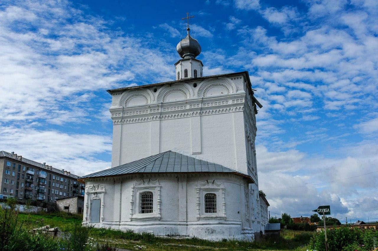 Летняя Троицкая (Вознесенская) церковь