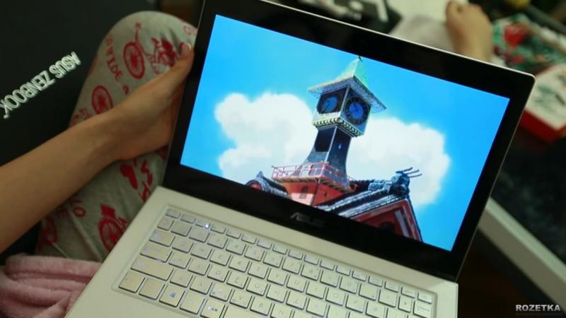 Обзор ноутбука Asus UX301LA