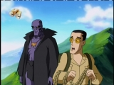 Мумия (The Mummy: The Animated Series) - Заоблочный народ (1 Сезон, 8 Серия)