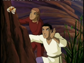 Мумия (The Mummy: The Animated Series) - Трио (2 Сезон, 10 Серия)