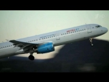 Падение российского пассажирского самолета в Египте.