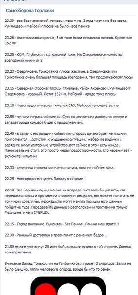 Боевики концентрируют силы вблизи линии разграничения, - пресс-секретарь Генштаба Селезнев - Цензор.НЕТ 7840