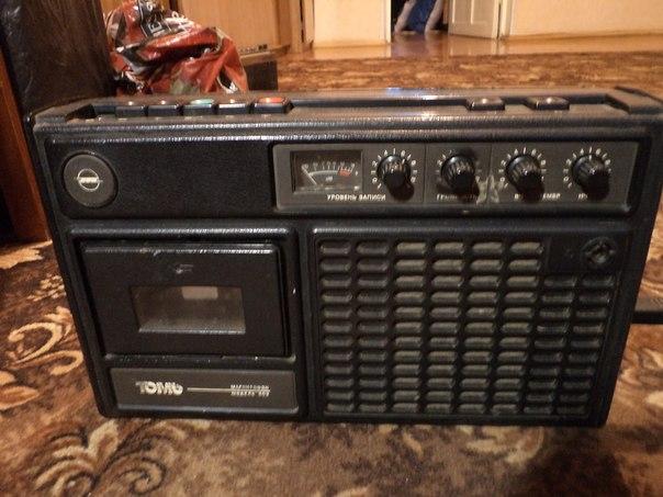 кассетный Томь 303