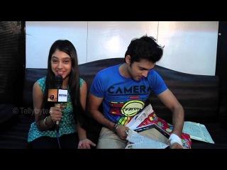 Parth and Niti aka Manik and Nandani of Kaisi Yeh Yaariyan Receive Gifts from Fans