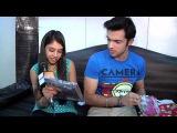 Parth and Niti aka Manik and Nandani of Kaisi Yeh Yaariyan Receive Gifts from Fans - FINAL