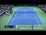 Бернард Томич 3 - 1 Дамир Джумхур | US Open 2015