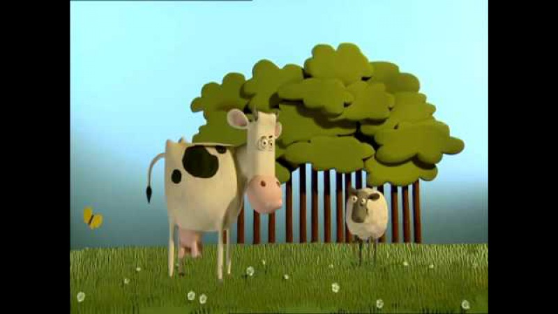 The Animals Save the Planet Gassy Cows