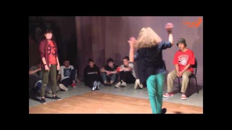 West Band Battle 2015: 1/8 final: РоМашка Loli