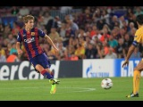 Sergi Samper (vs Apoel) - Player Performance Analysis
