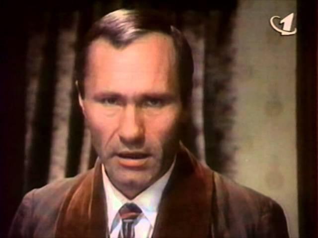 СЦЕНА РАЗВРАТА. Калина красная (1973). Первый вариант фильма.