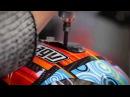 Fabricação do Capacete AGV (Valentino Rossi)