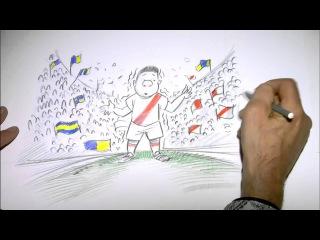 Draw my Life: Juan Manuel Iturbe, AS Roma I Episode 8