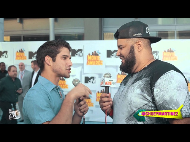 Tyler Posey - 2015 MTV Movie Awards |Chuey Martinez|