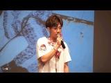 Fancam [150529] «Gangnam Fansign» - Sunggyu