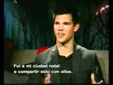 Taylor Lautner Interview talks about his future Part 1