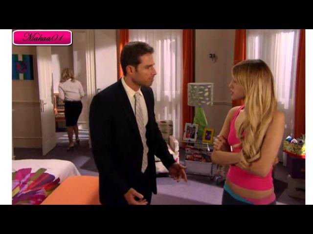 Nikki Le dice a guzman que lo ama y victoria los ve besandose
